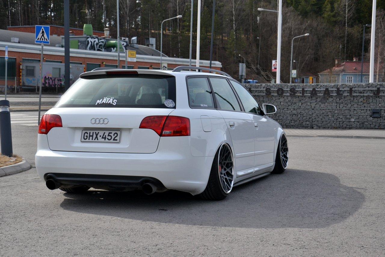 Zoml: Audi A4 B7 Avant //Mätäs Crew - Sivu 5 DSC_9827